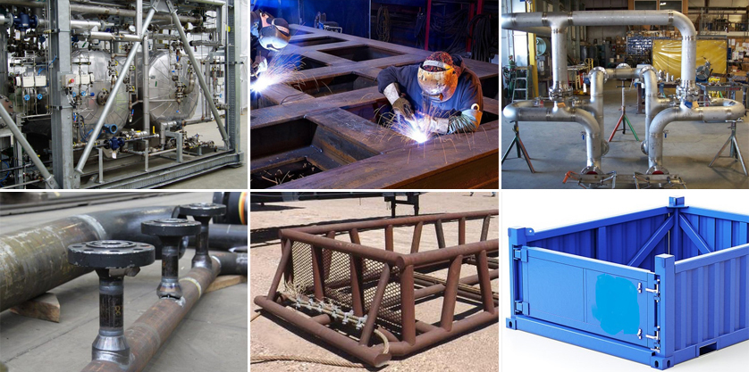 Mechanical Fabrication Services